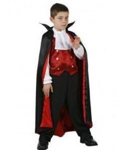 Disfraz de Vampiro Clasico Infantil