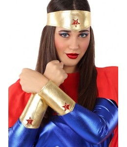 Set Superheroina Wonder Girl