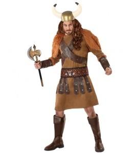 Disfraz de Vikingo Rey