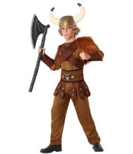 Disfraz de Vikingo Rey Infantil