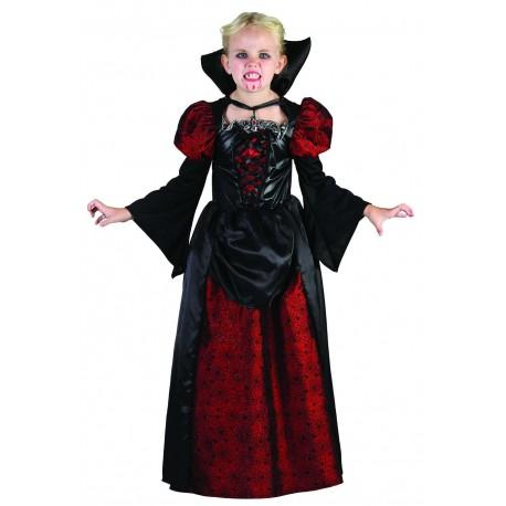 Disfraz de Vampiresa Infantil