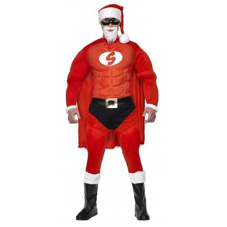 Disfraz de Super Santa