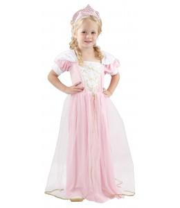 Disfraz de Princesa Rosa Bebe