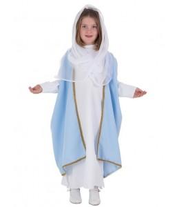 Disfraz de Virgen Niña