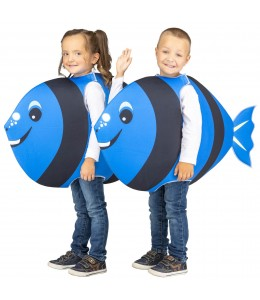 Disfraz de Pez Azulon