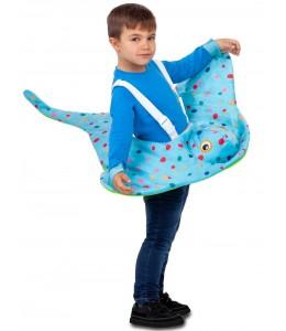 Disfraz de Pez Manta Bebe