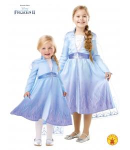 Disfraz de Elsa Travel Friozen2 Classic Inf