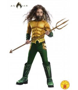 Disfraz de Aquaman Premiun Inf