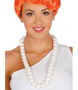Collar Perlas Grandes