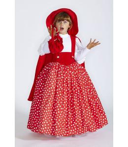 Disfraz de Caperucita Princesa