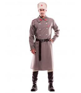 Disfraz de Ruso para adulto