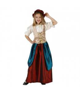 Disfraz de Sirvienta Medieval Infantil