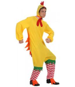 Disfraz de Gallo Amarillo