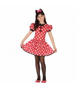 Disfraz de Ratoncita Minie Infantil