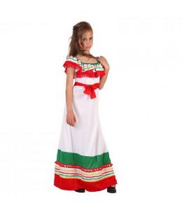 Disfraz de Mejicana Infantil