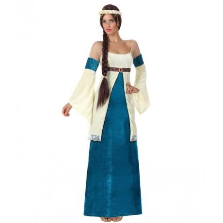 Disfraz de Dama Azul