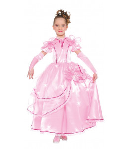 Disfraz de Princesa Flor Infantil