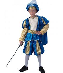 Disfraz d ePrincipe Azul Infantil
