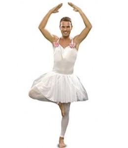 Disfraz de Bailarin Blanco
