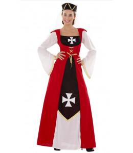 Disfraz de Marquesa