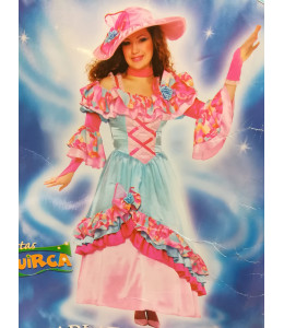 Disfraz de Dama Escarlata