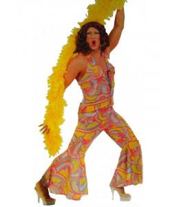 Disfraz Buzo Drag Años 70