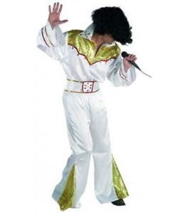 Disfraz de Elvis Oro