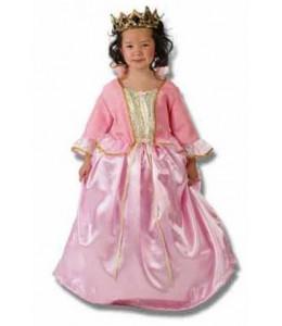Disfraz de Princesa Damasco Infantil