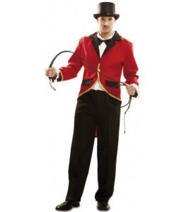 Disfraz  de Presentador de Circo Oro