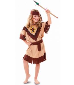 Disfraz de India Cherokee Infantil
