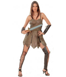 Disfraz de Guerrera Espartana