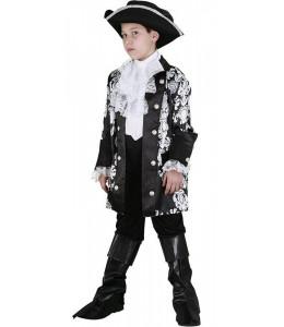 Disfraz de Pirata Negro Infantil