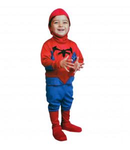 Disfraz de Spider Hero Bebe