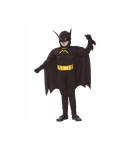 Disfraz de Bat Heroe Infantil