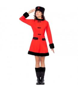 Disfraz de Cosaca Roja
