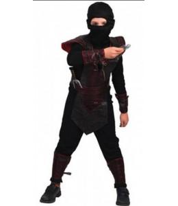 Disfraz de Ninja Negro Infantil