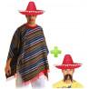 Disfraz de Mejicano con Gorro