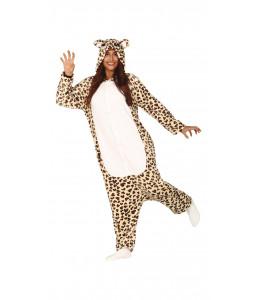 Disfraz de Leopardo Pijama Peluche