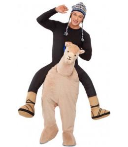 Disfraz de Ride On Alpaca