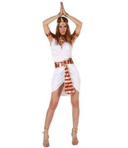 Disfraz de Egipcia corto