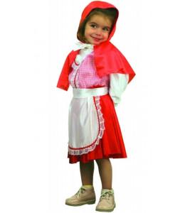 Disfraz de Caperucita Bebe