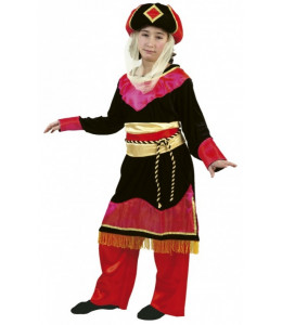 Disfraz de Princesa Arabe Infantil