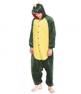 Disfraz de Dinosaurio Pijama Peluche
