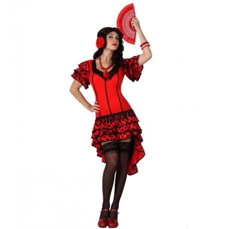 Disfraz de Flamenca corta