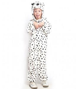 Disfraz de Dalmata Peluche Pijama