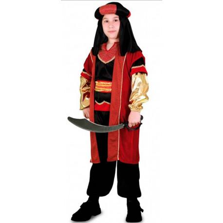 Disfraz de Sultan Real Niño