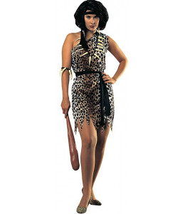 Disfraz de Cavernicola Mujer