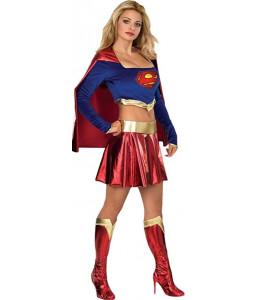Disfraz de Super Girl
