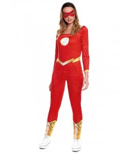 Disfraz de Super Heoina Fugaz