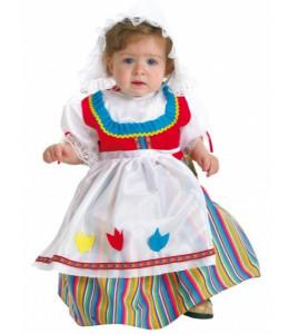 Disfraz de Holandesa Bebe